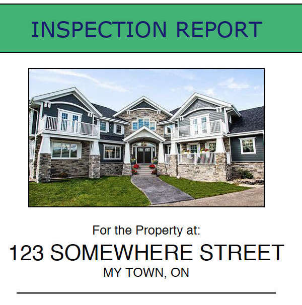 home inspection report ottawa